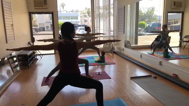 Kanna's Yoga Class