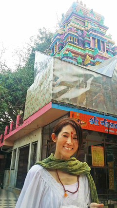 Miyuki Matsunaga India Neelkanth Mahadev