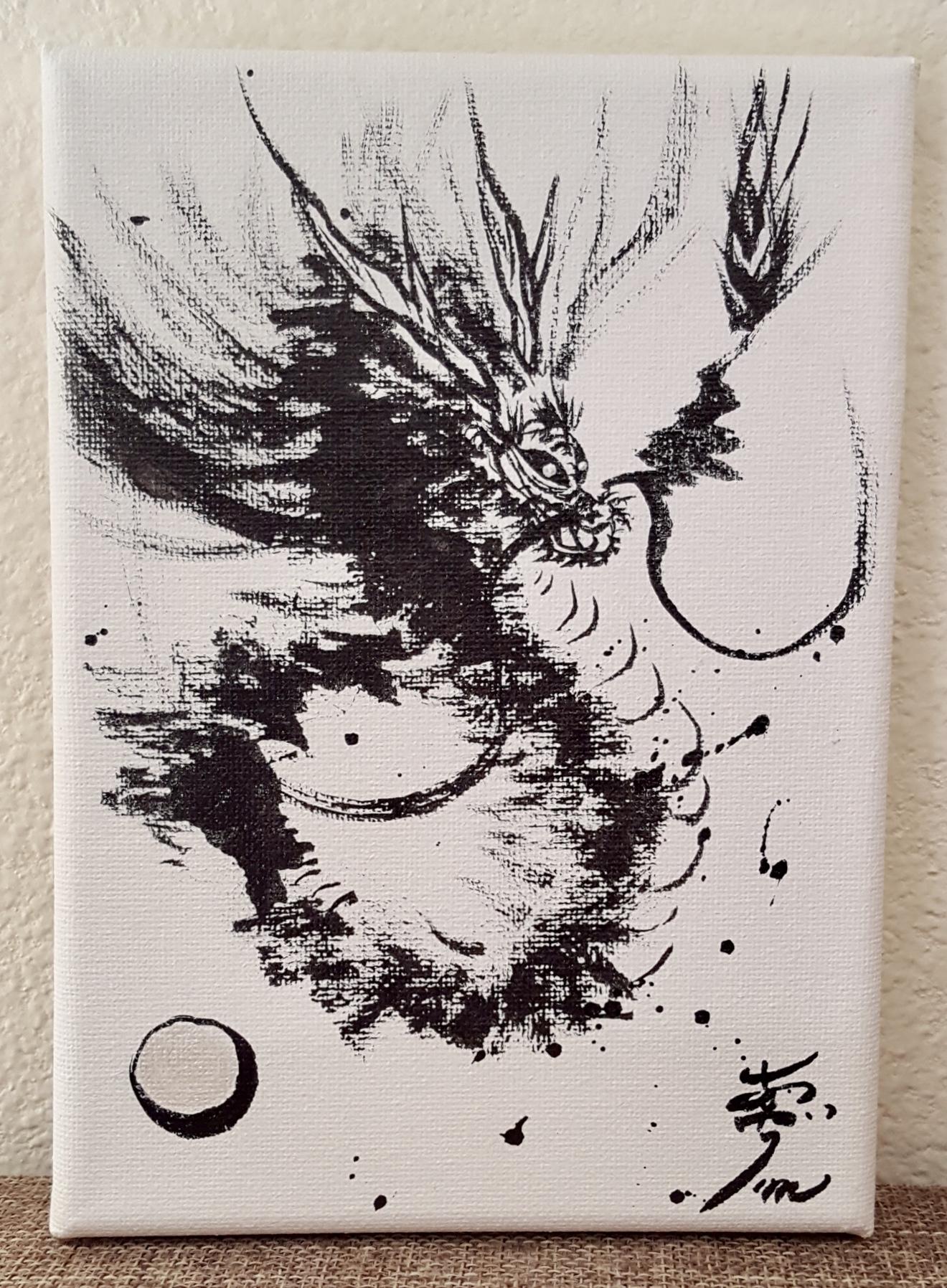 miyuki art 龍