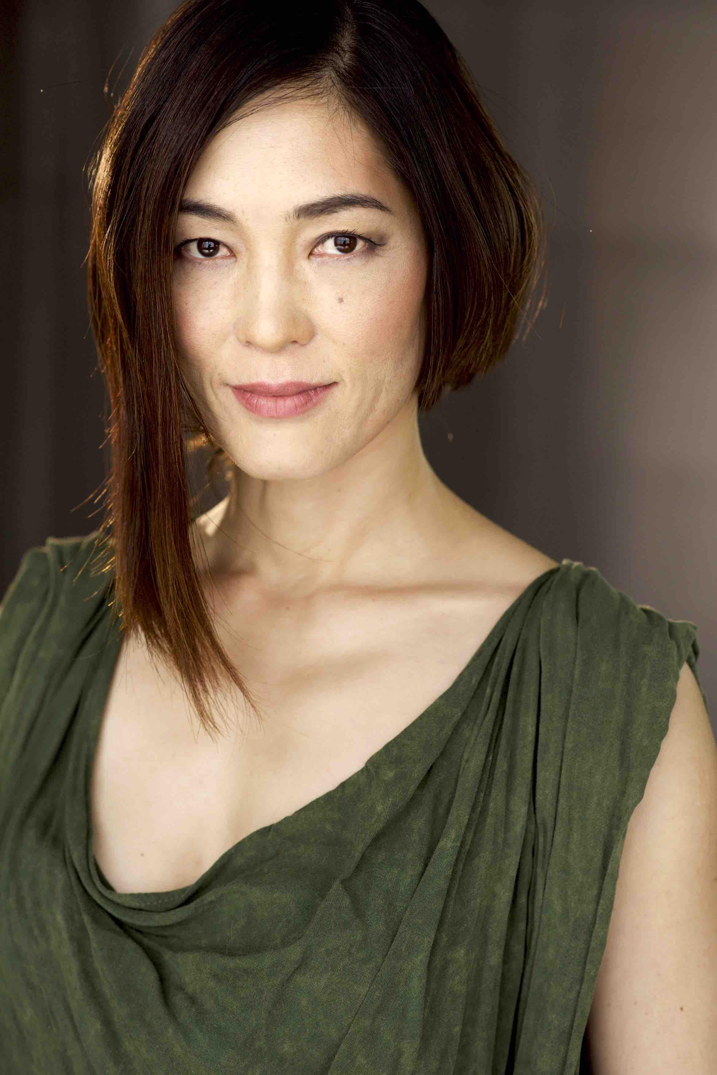 Matsunaga Miyuki  - 0381 Japanese Actress small