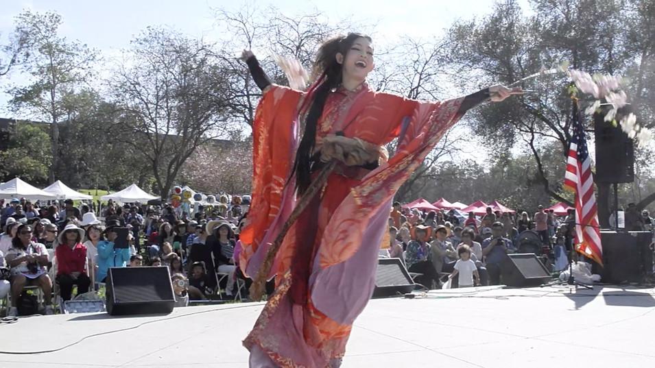 Miyuki Matsunaga Geta Dance Art Huntingt