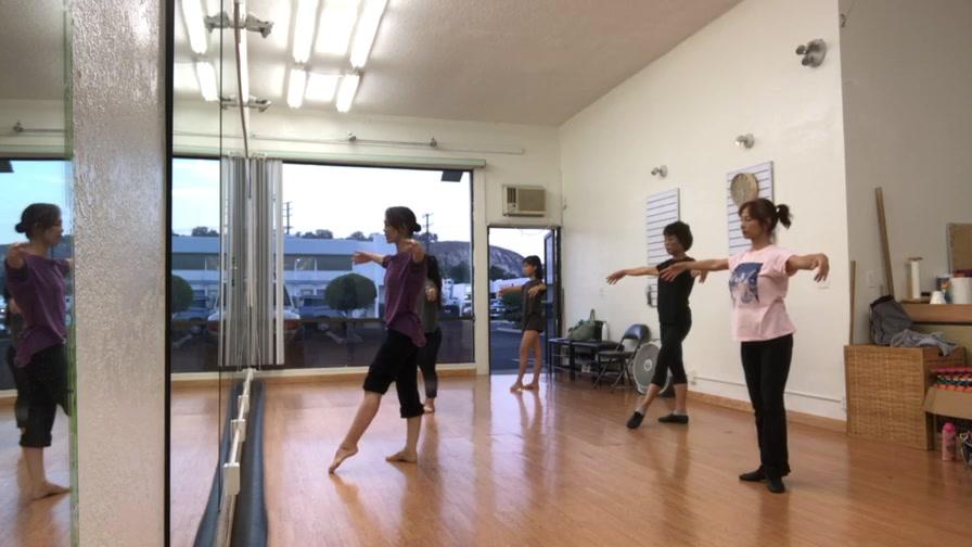 Miyuki's  Dance Class