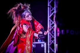 Miyuki GETA DANCE ART OC fest19 Bird Dan