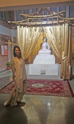Miyuki Matsunaga trip India Swami Rama S