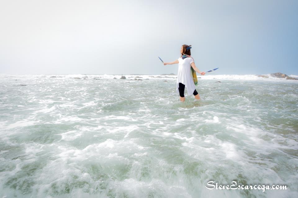 Miyuki M 松永幸 Tuning Forks Waves - 1