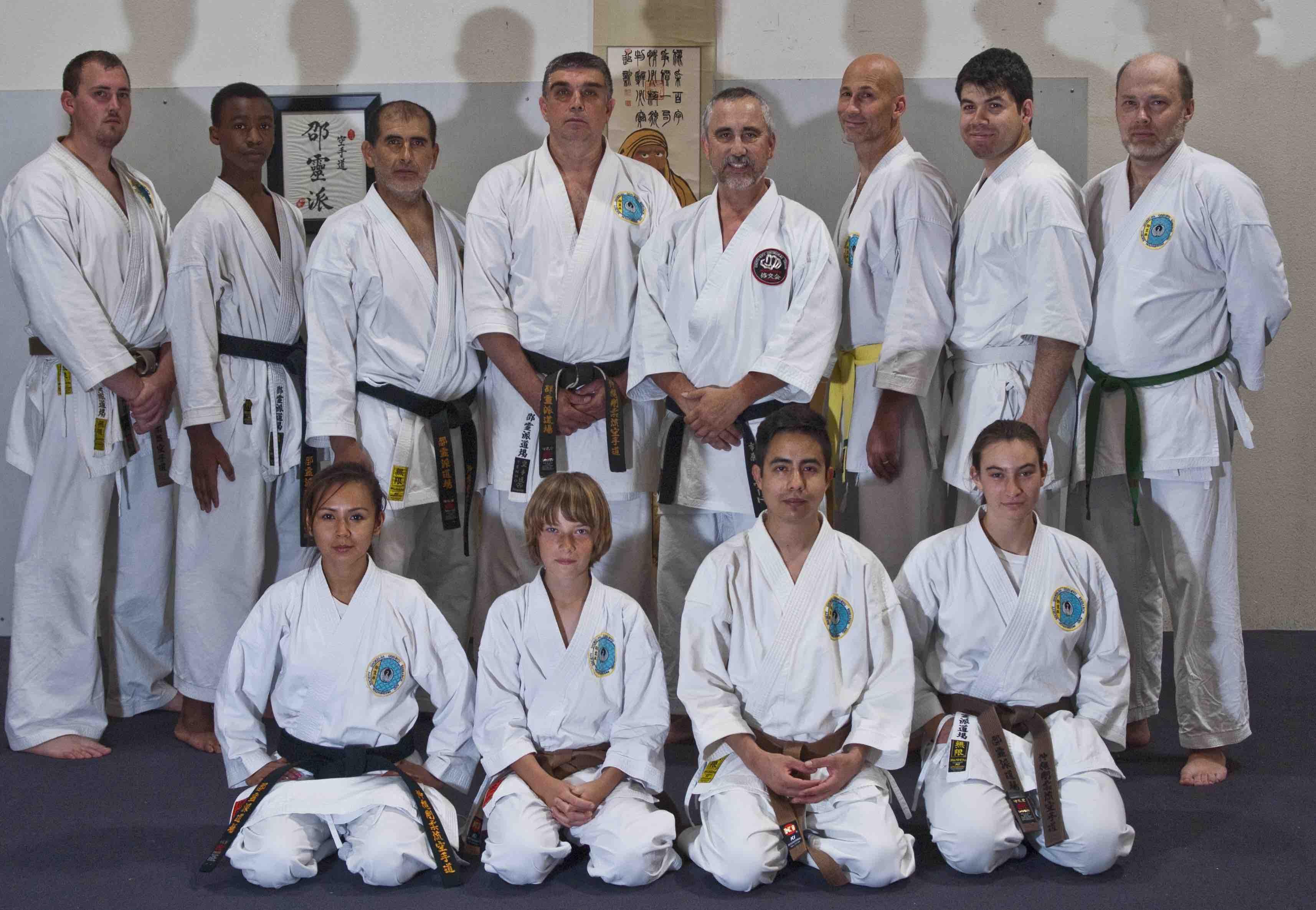 Shoreiha Dojo Karate 1