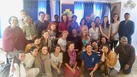 Miyuki Matsunaga World Peace Yoga India