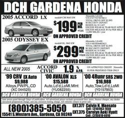 Gardena Honda