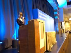 Miyuki Matsunaga Emcee Microsoft event.J