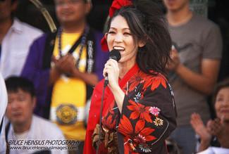 Miyuki Matsunaga松永 幸 Parade MC 2013.jpg