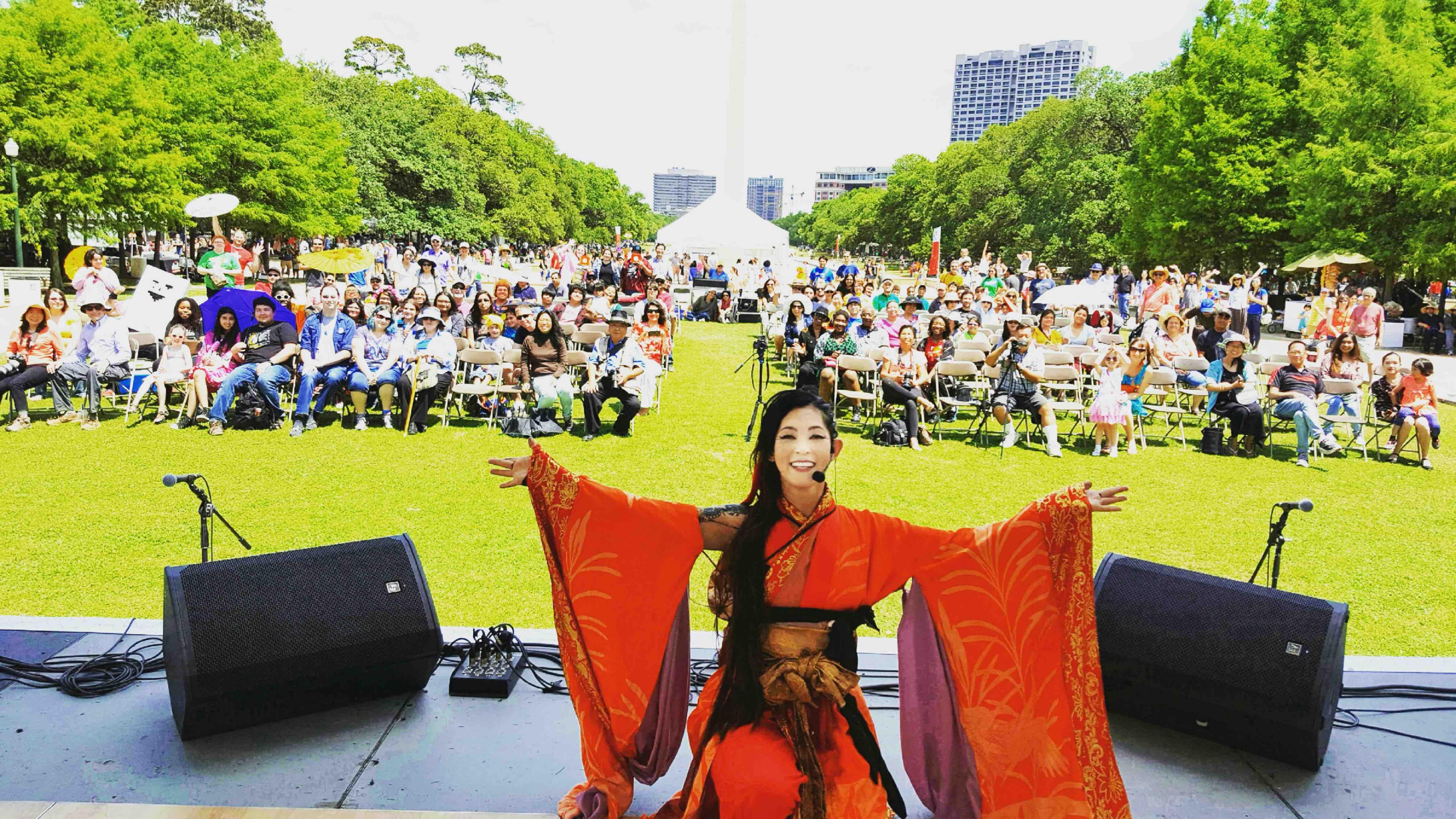Houston Festival 2017 Miyuki Matsunaga