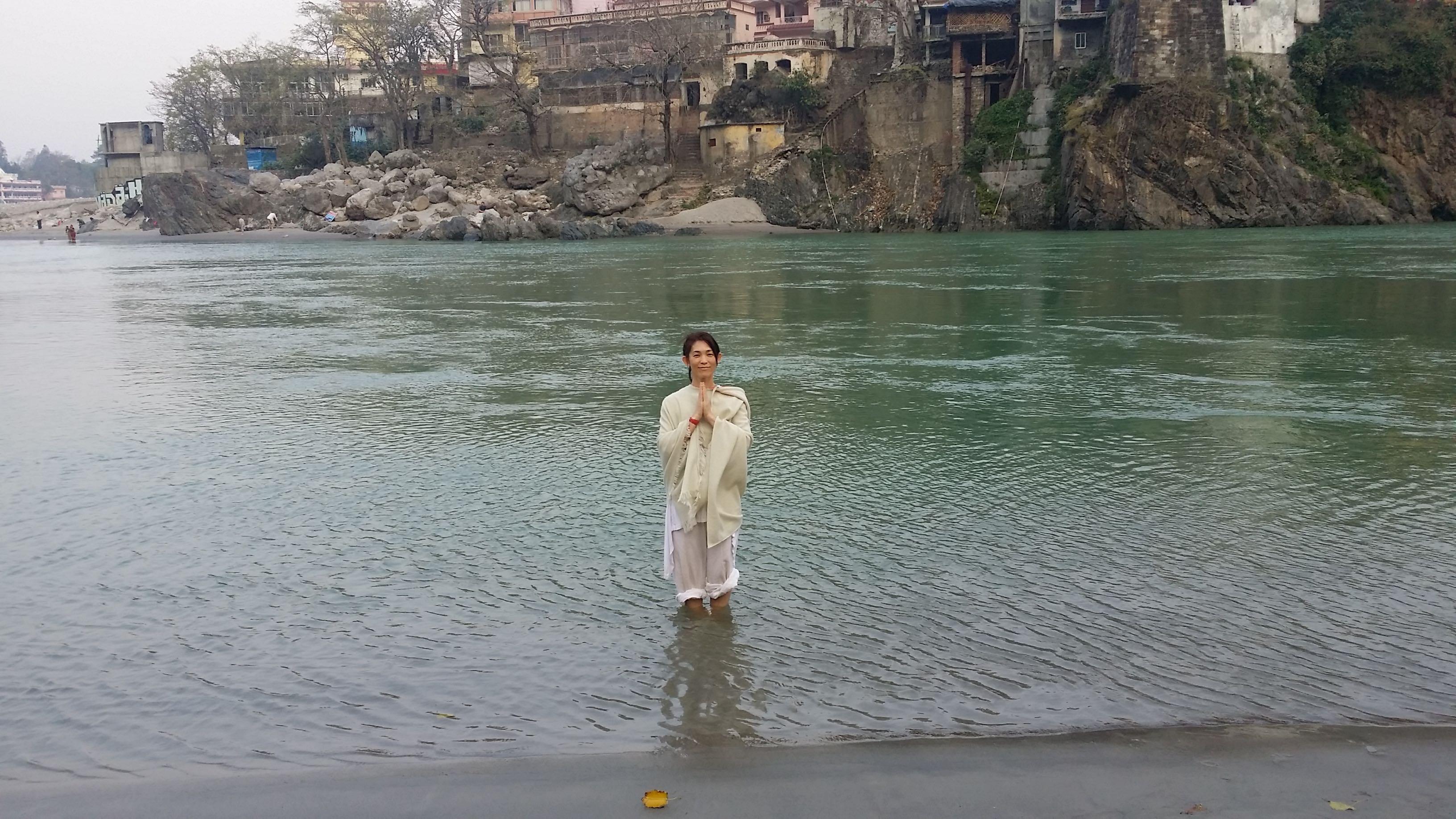 Miyuki Matsunaga Ganga India - 1 (43)