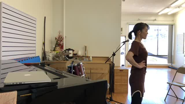 Miyuki's Voice Tranining