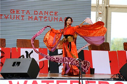 Miyuki GETA DANCE ART 2017 Houston Texas