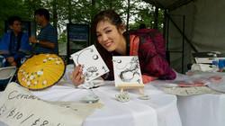 Miyuki Live Sumie Art