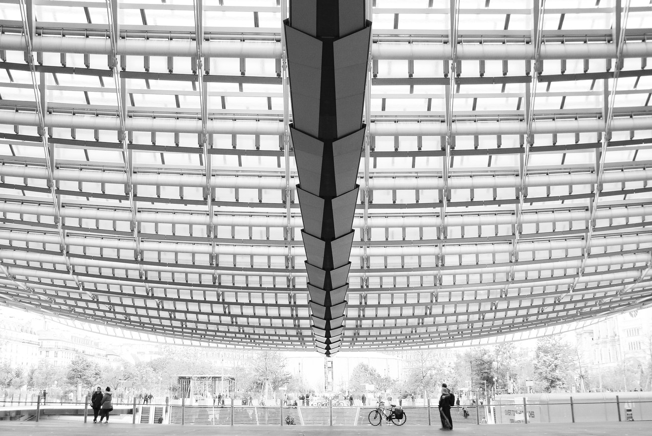 Les Halles station