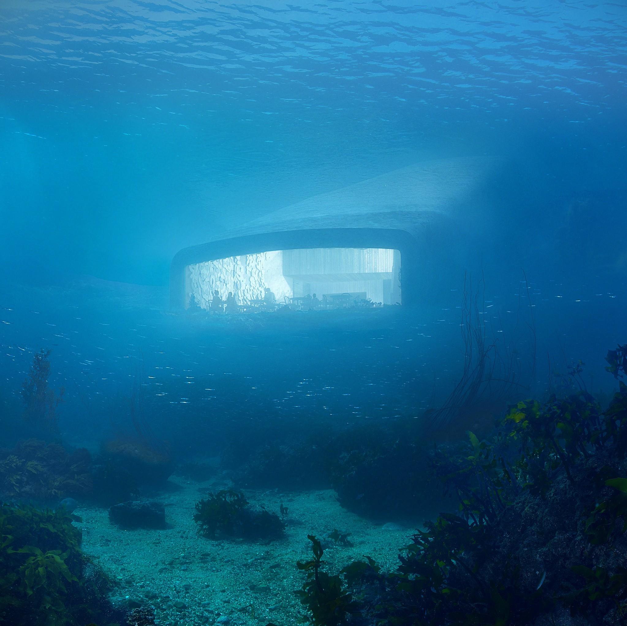 Render under water