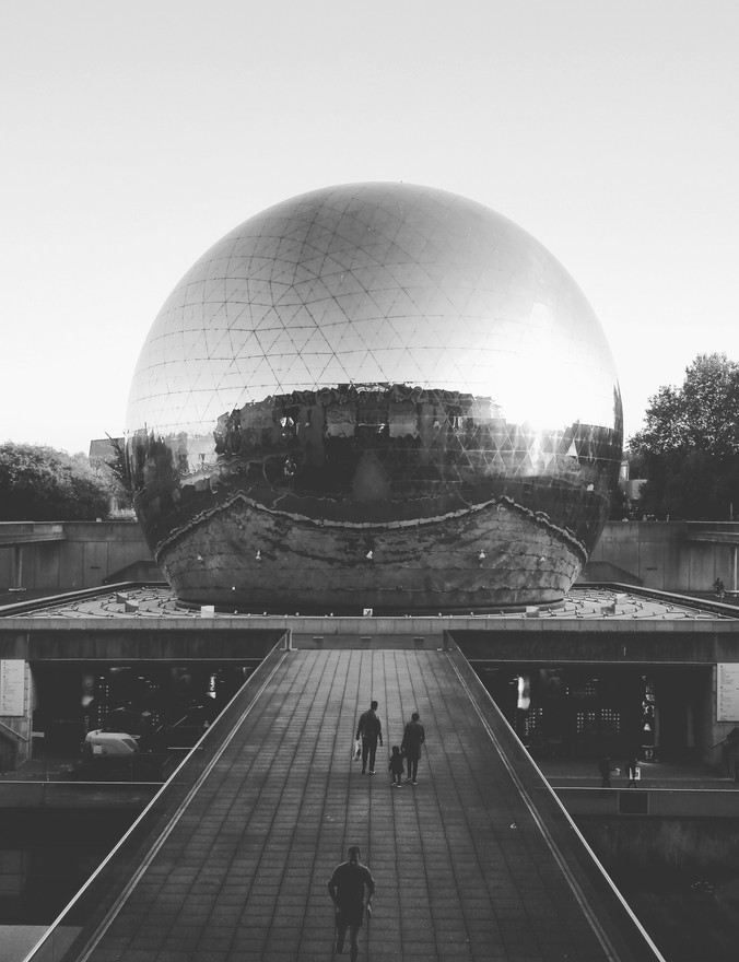 La Géode Paris