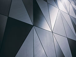 Steel Metallic geometric pattern Modern