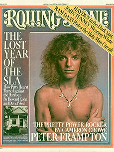 1976-04-22 – Issue 211 – Peter Frampton