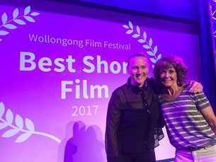 🏆 Best Film at Wollongong Film festival