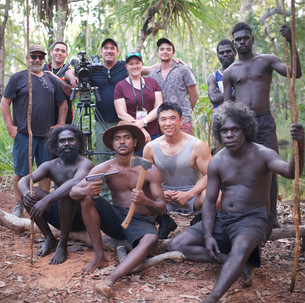 That's a wrap! On The Tiwi Warrior and the Samurai from the sky.