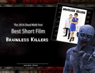 🏆 Best Short Film at Dead Walk Fest.