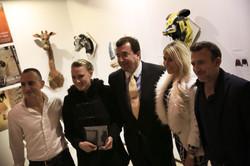 2nd Prize Winner Ren Thackham