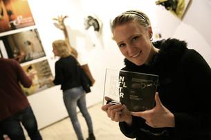 🏆 2nd Prize at Barcelona International Art Fair