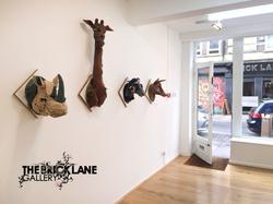 Brick Lane Gallery, London