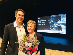 🏆 Best Screenplay at SF3, Sydney Opera House