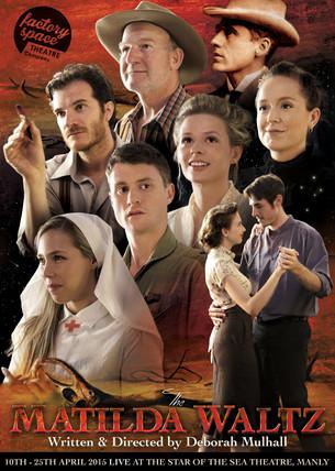 The Matilda Waltz, Poster & Trailer.