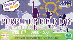 Purple Up Field Day 2019