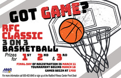 RFC Classic Basketball Tournament