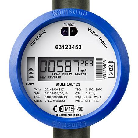 Udskiftning af elektroniske målere i målerbrønde resten af 2020.