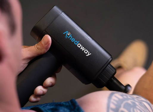 Massage Gun Review - ACHEDAWAY