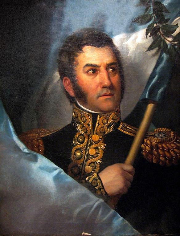 Aniversario de la muerte del General San Martín