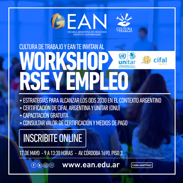 II WORKSHOP RSE Y EMPLEO