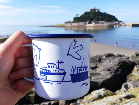DIY Cups for Cornwall