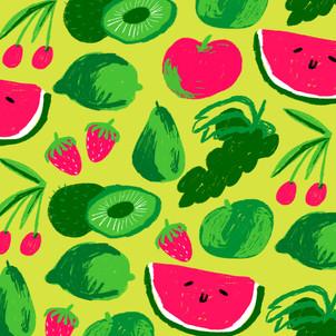 Zesty Fruit