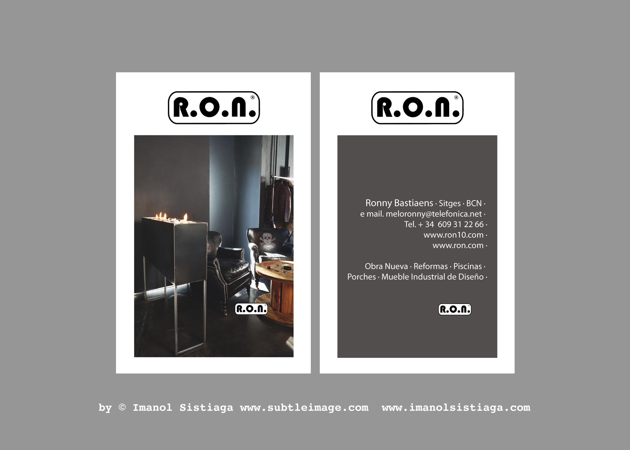 R.O.N. Diseño y Fotografía