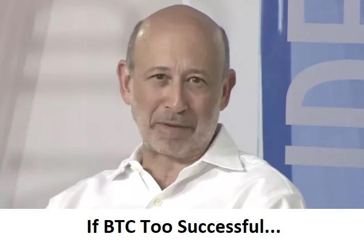 If BTC Too Successful...