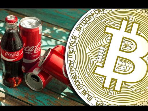 BTC Cap Passes Coke