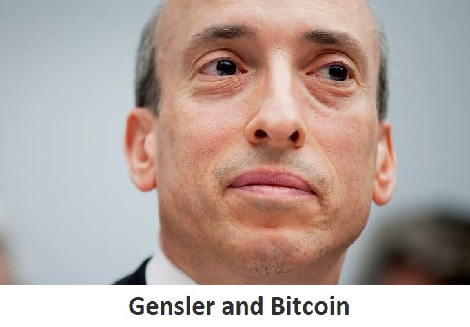 Gensler and Bitcoin