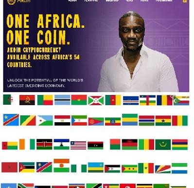 Akon's Akoin