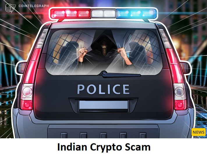 Indian Crypto Scam