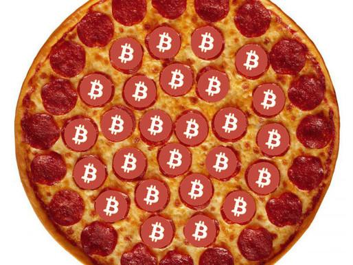 Domino's Pizza $100K Bitcoin Prize   (Podcast)