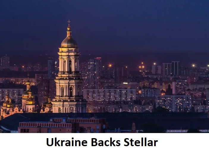 Ukraine Backs Stellar