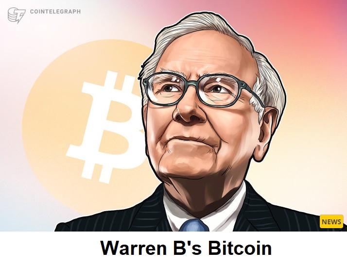 Warren B's Bitcoin
