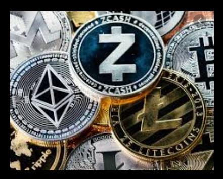 Seized Crypto